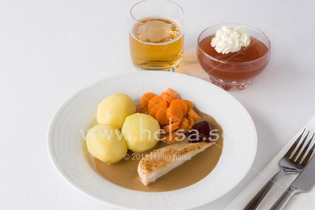 Proteinreducerad kost
