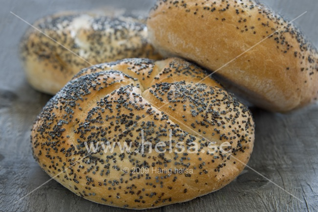 frön på bröd